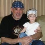 Madison Nicole Tenn and her daddy, Donald Tenn