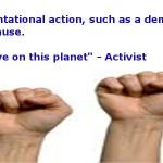 Activism Donald Tenn