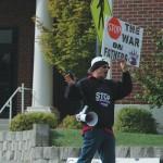 Donald Tenn Protesting at NCJFCJ Reno, Nevada