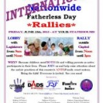 5th Annual Nationwide Fatherless Day Rallies sponsored by Fathers4Justice