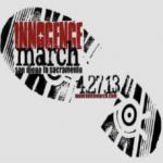 Innocence March with Donald Tenn