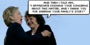 Dianne Feinstein to Donald Tenn